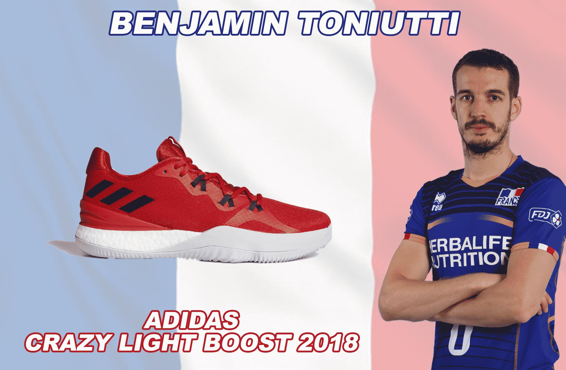 Chaussures 2018 L'équipe Compo De Volley Vnl La France WECBdxroeQ