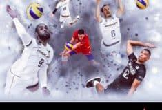 Image de l'article La compo chaussures de l'équipe de France de volley pour la VNL 2018