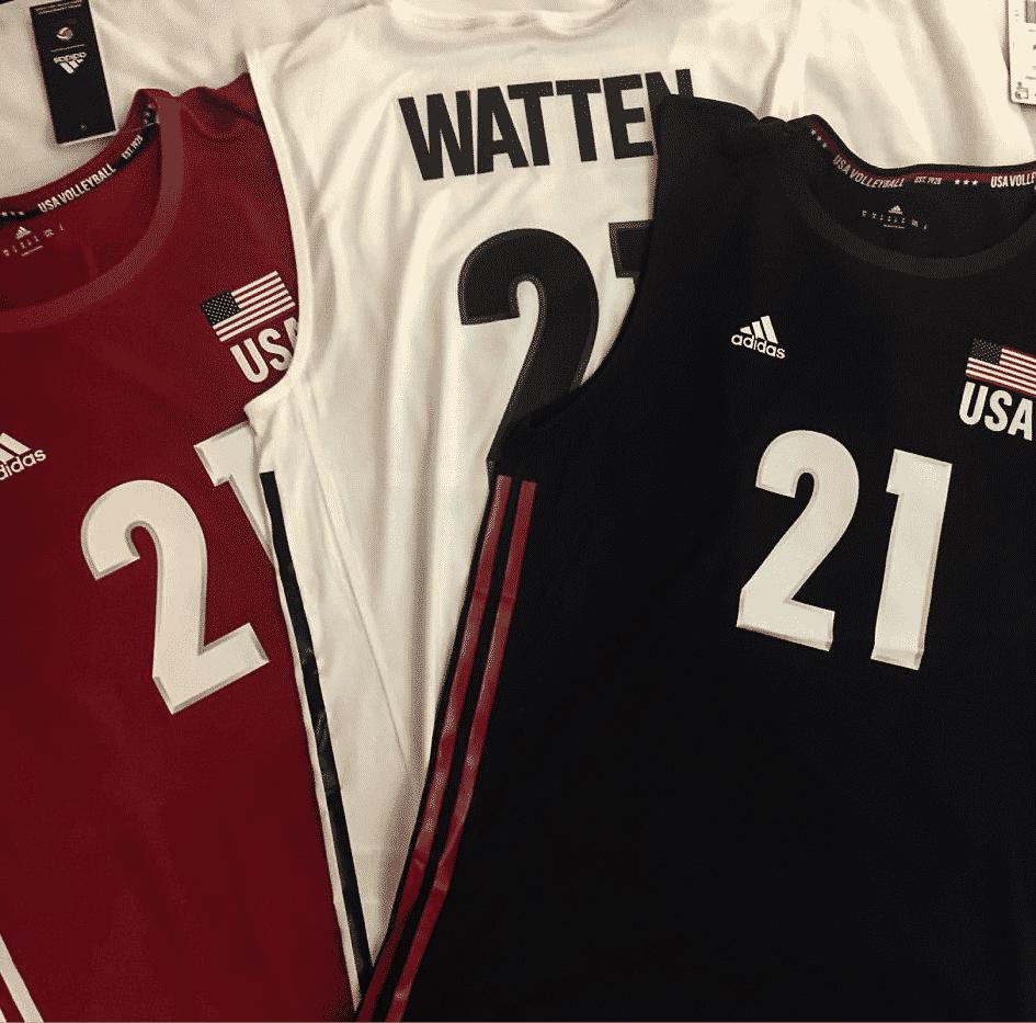 maillot-volley-USA-2018-adidas-1
