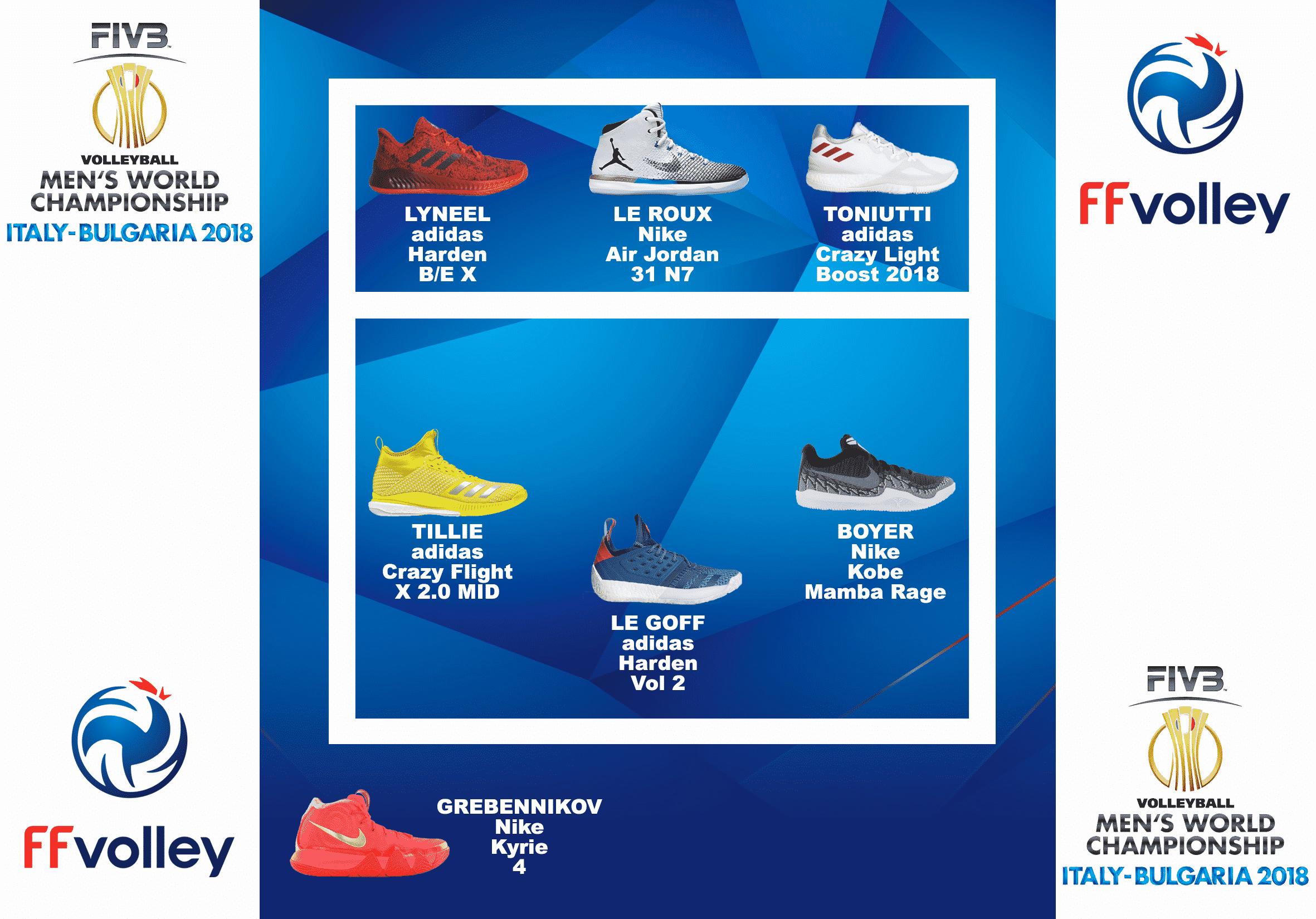 compo-chaussures-équipe-de-france-volley-championnat-du-monde-2018-team-yavbou