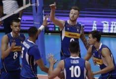 Image de l'article La compo chaussures de l'équipe d'Italie de volley pour le championnat du monde 2018
