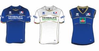 Image de l'article Les nouveaux maillots de la France sont disponibles