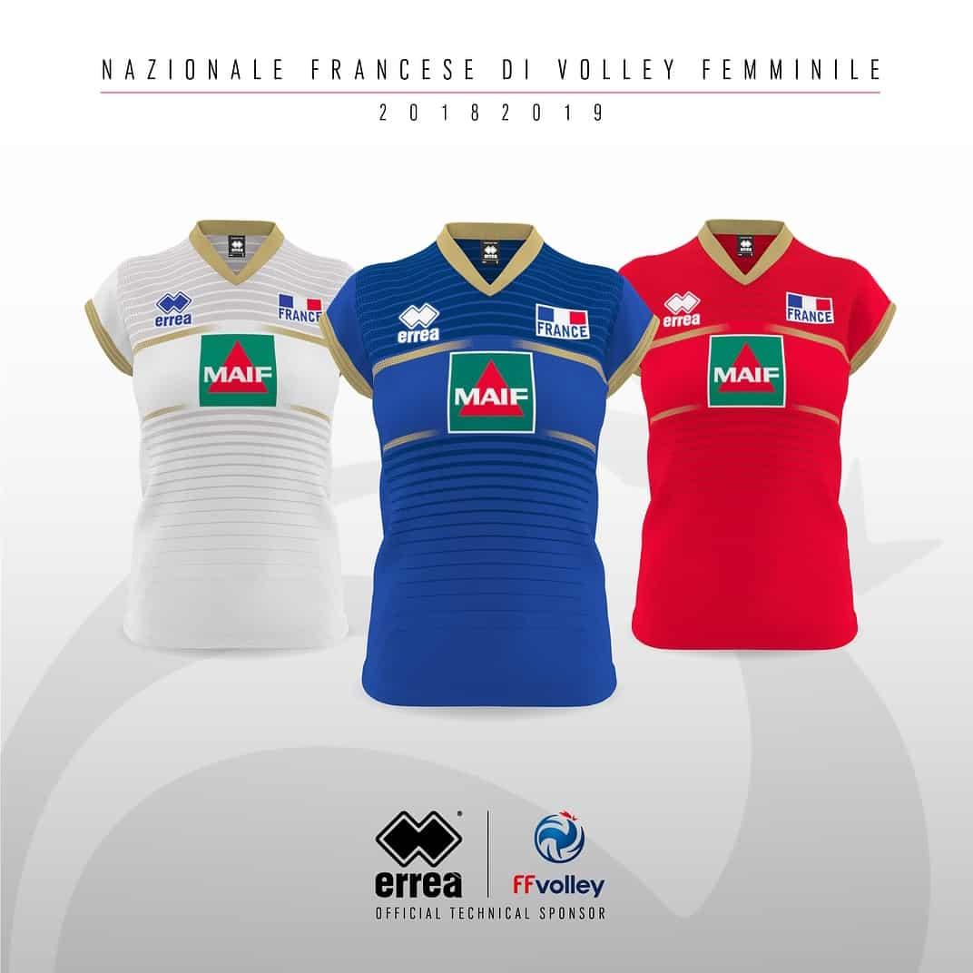maillot-errea-équipe-de-france-féminine-de-volley-ball-championnat-du-monde-2018-maif