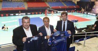 Image de l'article Errea prolonge son partenariat avec l'équipe de France de volley jusqu'en 2021