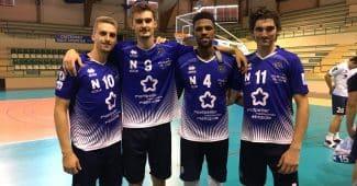 Image de l'article Le Montpellier Volley UC et Errea présentent leurs maillots 2018-2019