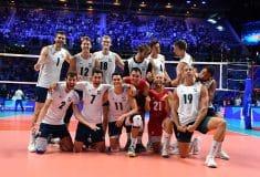 Image de l'article La compo chaussures de l'équipe de volley des USA pour le championnat du monde 2018