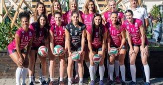 Image de l'article Vandoeuvre Nancy Volley-Ball et Errea dévoilent les maillots 2018-2019