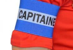 Image de l'article Brassard de capitaine au volley : l'idée déjà abandonnée!