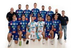 Image de l'article Les maillots Kipsta 2018-2019 du Nantes Rezé Métropole Volley