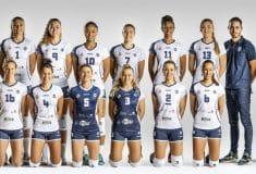 Image de l'article Pays d'Aix Venelles Volley-Ball et Joma présentent les maillots 2018-2019