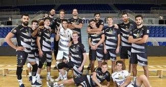 Image de l'article Le Rennes Volley 35 et Erima présentent les maillots 2018-2019