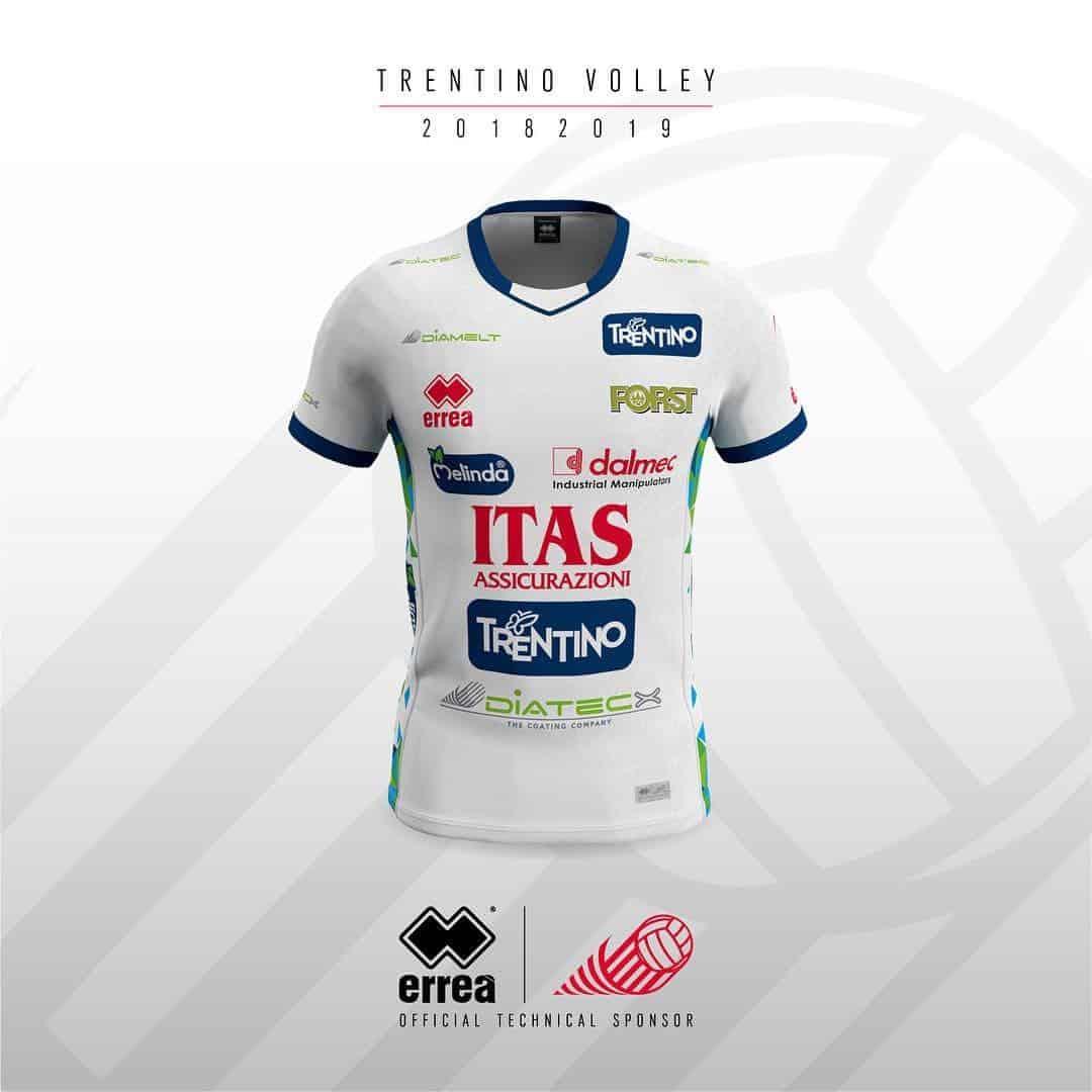 nouveau-maillot-volley-trentino-italie-errea-2018-2019-2