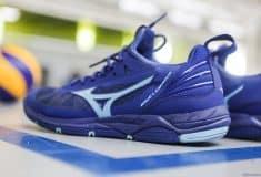 Image de l'article Test des chaussures de volley-ball Mizuno Wave Luminous