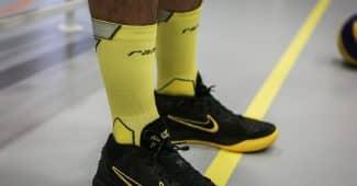 Image de l'article Guide Volleypack : Chaussures de volley neuves, comment les «casser» pour les rendre plus souples ?
