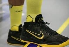 Image de l'article Les plus belles Nike Kobe aperçues sur les terrains de volley