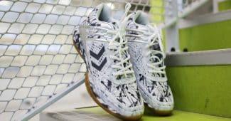 Image de l'article Test des chaussures de volley Hummel Aero Volley Fly
