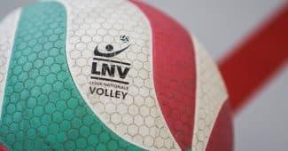 Image de l'article La LNV renouvelle son partenariat avec Molten jusqu'en 2024