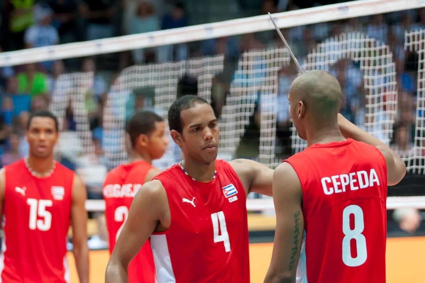 Quelle est l'offre Puma pour le volley ball ? Volleypack
