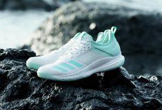 Image de l'article La technologie Parley débarque sur les chaussures de volley
