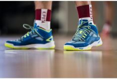 Image de l'article Test des chaussures de volley Allsix V500 MID