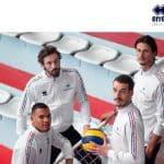 Un nouveau maillot de l'équipe de France de volley à venir ?