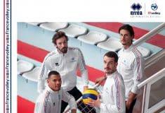 Image de l'article Un nouveau maillot de l'équipe de France de volley à venir ?