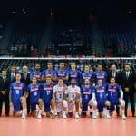 La compo chaussures de l'équipe de France de Volley pour l'Euro 2019