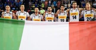 Image de l'article La compo chaussures de l'équipe d'Italie pour l'Euro de volley 2019