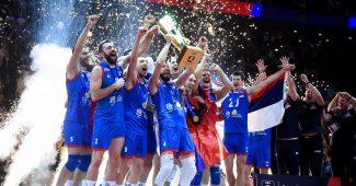 Image de l'article La compo chaussures de l'équipe de Serbie pour l'Euro de volley 2019