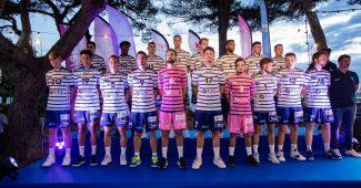 Image de l'article L'Arago de Sète et Shilton présentent leurs nouveaux maillots 2019-2020