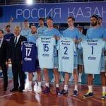 Mizuno, nouvel équipementier du Volleyball club Zenit-Kazan