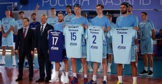 Image de l'article Mizuno, nouvel équipementier du Volleyball club Zenit-Kazan