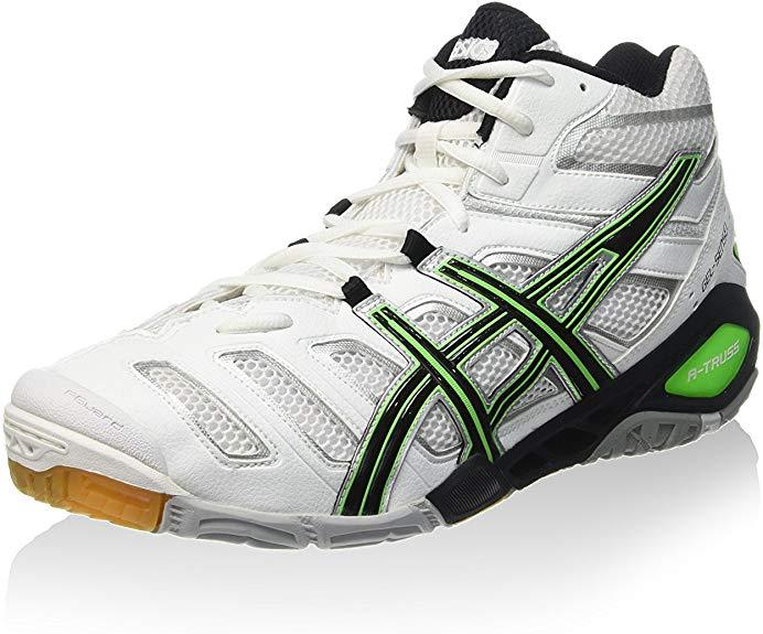 asics-gel-sensei-4-MT-white-green-Earvin-Ngapeth-1