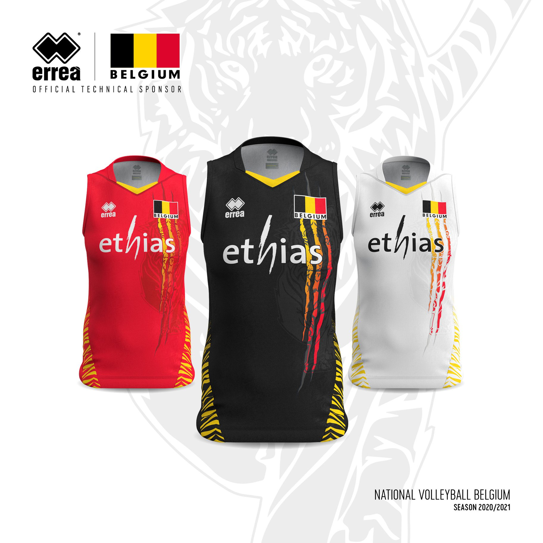 maillot-volley-belgique-errea-2020-2