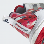 Adidas dévoile une version USA Volleyball des Crazyflight