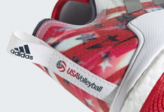 Image de l'article Adidas dévoile une version USA Volleyball des Crazyflight