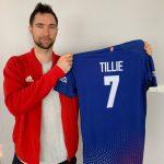 Ngapeth et Tillie soutiennent le milieu hospitalier avec la Team adidas