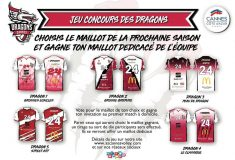 Image de l'article L'AS Cannes lance un concours pour choisir son futur maillot