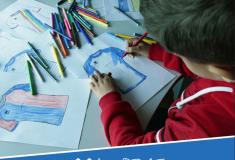 Image de l'article Erreà for Designer Kids, l'imagination des enfants sur les maillots de volley