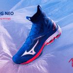 Mizuno présente sa nouvelle chaussure de volley : la Wave Lightning Neo