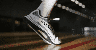 Image de l'article Allsix présente ses nouvelles chaussures de volley VS900
