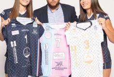 Image de l'article Le Volley Club de Marcq-en-Baroeul et Erreà dévoilent les maillots 2020-2021