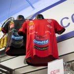 Les maillots du CVB52 disponibles chez Intersport